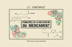 Couverture de l'ouvrage Principes de la recherche du médicament