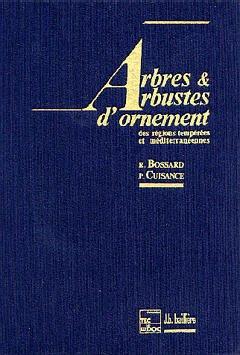 Couverture de l'ouvrage Arbres & arbustes d'ornement des régions tempérées & méditerranéennes (Additif de mise à jour 1986)