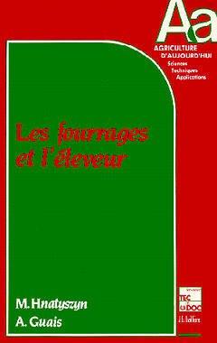 Couverture de l'ouvrage Les fourrages et l'éleveur