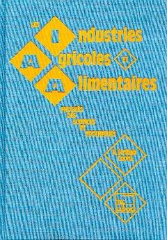 Couverture de l'ouvrage Les Industries agricoles et alimentaires