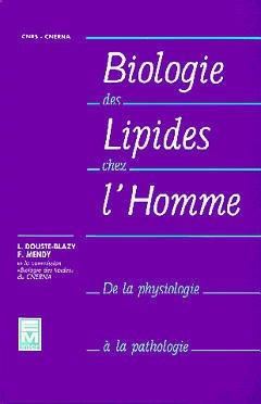 Couverture de l'ouvrage Biologie des lipides chez l'homme : de la physiologie à la pathologie