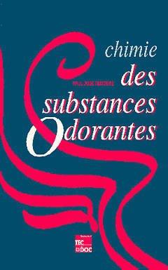 Couverture de l'ouvrage Chimie des substances odorantes