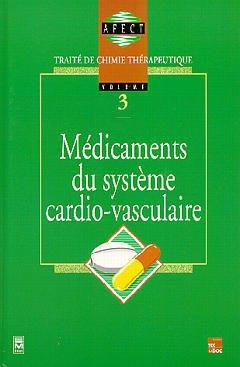 Couverture de l'ouvrage Médicaments du système cardiovasculaire