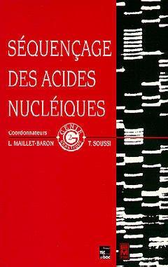 Couverture de l'ouvrage Séquencage des acides nucléiques