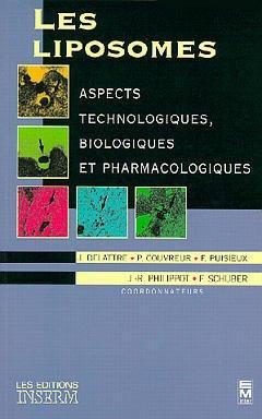 Couverture de l'ouvrage Les liposomes
