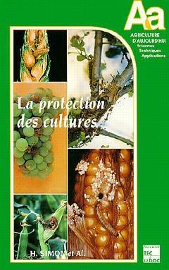 Couverture de l'ouvrage Protection des cultures
