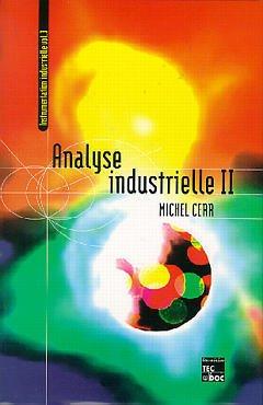 Couverture de l'ouvrage Analyse industrielle T2 (instrumentation industrielle Vol 3)