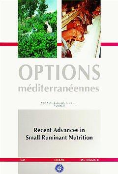 Couverture de l'ouvrage Recent advances in small ruminant nutrition (Options méditerranéennes Serie A : séminaires méditerranéennes N°34)