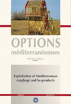 Couverture de l'ouvrage Exploitation of mediterranean roughage and by products (Options méditerranéennes Série B N°17)