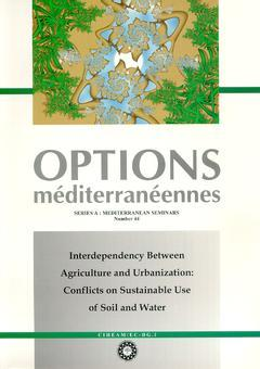 Couverture de l'ouvrage Proceedings of the annual meeting of the mediterranean network on collective irrigation systems (CIS-NET) (Options méditerranéennes Série B N°31)