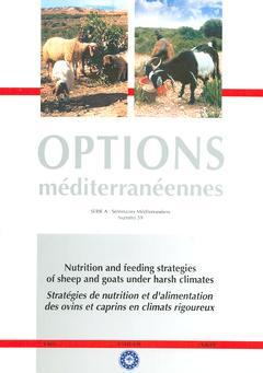 Couverture de l'ouvrage Nutrition and feeding strategies of sheep and goats under harsh climates (Options méditerranéennes série A N° 59, Anglais-Français)