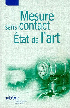 Couverture de l'ouvrage Mesure sans contact: État de l'art (3C74)