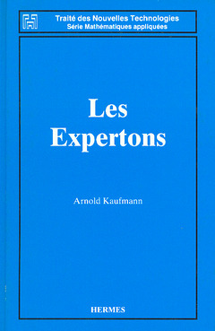 Couverture de l'ouvrage Les expertons : traitement et informatique de la connaissance