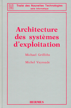 Cover of the book Architecture des systèmes d'exploitation (2è Edition)