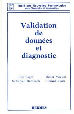 Couverture de l'ouvrage Validation de données et diagnostic