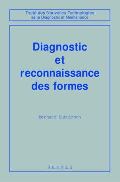 Couverture de l'ouvrage Diagnostic et reconnaissance des formes