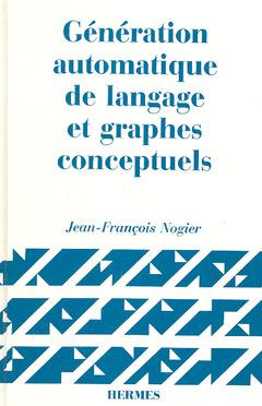 Couverture de l'ouvrage Génération automatique de langage et graphes conceptuels