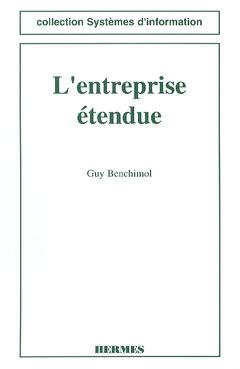 Couverture de l'ouvrage L'entreprise étendue