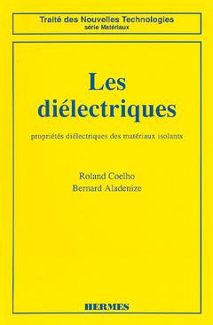 Couverture de l'ouvrage Les diélectriques