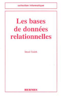Couverture de l'ouvrage Les base de données relationnelles
