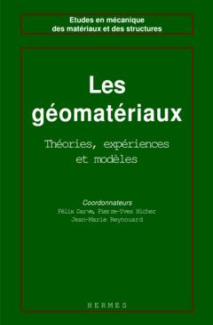 Couverture de l'ouvrage Les géomatériaux Volume 3 : avancées récentes en calcul d'ouvrages