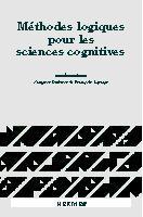 Couverture de l'ouvrage Méthodes logiques pour les sciences cognitives
