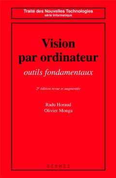 Couverture de l'ouvrage Vision par ordinateur (2° éd. revue et augmentée)