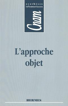Couverture de l'ouvrage L'approche objet