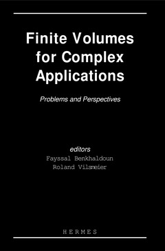 Couverture de l'ouvrage Finite volumes for complex : problems and perspectives