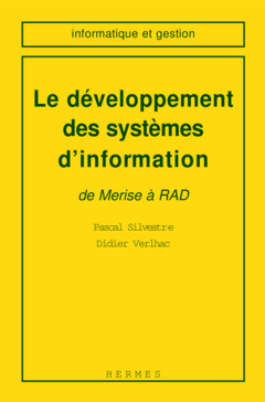 Couverture de l'ouvrage Le développement des systèmes d'information