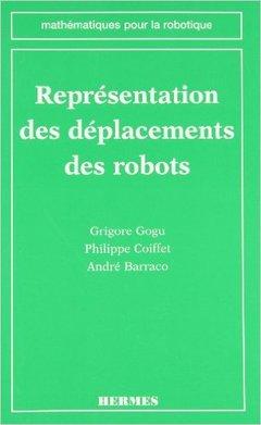 Couverture de l'ouvrage Représentation des déplacements des robots