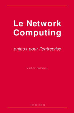 Couverture de l'ouvrage Le Network computing