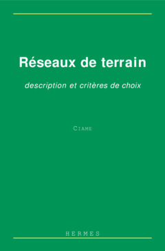 Couverture de l'ouvrage Réseaux de terrain : description et critères de choix.