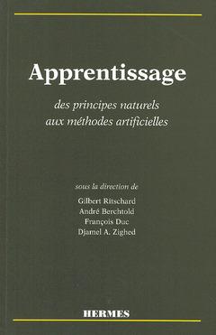 Couverture de l'ouvrage Apprentissage