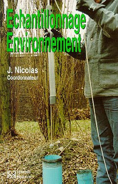 Couverture de l'ouvrage Echantillonnage & environnement