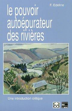 Couverture de l'ouvrage Le pouvoir autoépurateur des rivières