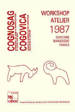 Couverture de l'ouvrage Nomenclature génétique des ovins et caprins (1987)