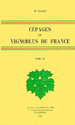 Couverture de l'ouvrage Cépages et vignobles de France Tome 4: les raisins de table