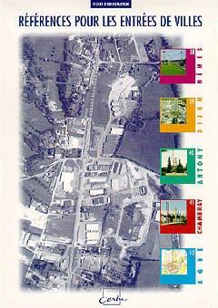 Couverture de l'ouvrage Références pour les entrées de villes (5 fiches d'information sous jaquette n° 38 à 42)