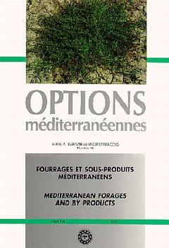 Couverture de l'ouvrage Fourrages et sous-produits méditerranéens (Série A/16)