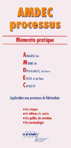 amdec processus