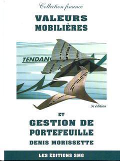 Couverture de l'ouvrage Valeurs mobilières et gestion de portefeuille,