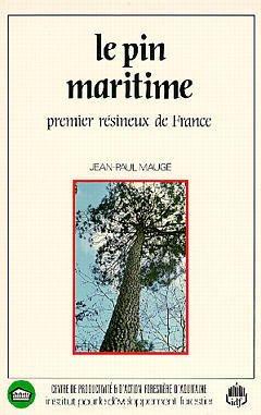 Couverture de l'ouvrage Le Pin Maritime