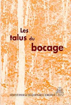 Couverture de l'ouvrage Les talus du bocage
