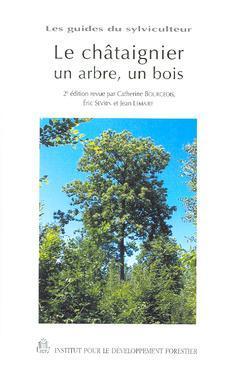 Couverture de l'ouvrage Le châtaignier
