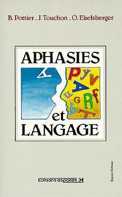 Couverture de l'ouvrage Aphasies et langage