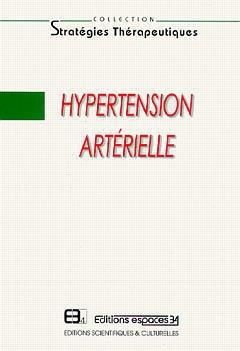 Couverture de l'ouvrage Hypertension artérielle