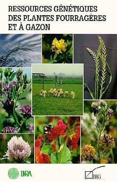 Couverture de l'ouvrage Ressources génétiques des plantes fourragères et à gazon
