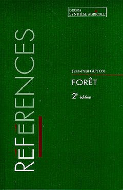 Couverture de l'ouvrage Références Forêt