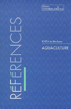 Couverture de l'ouvrage Références : Aquaculture